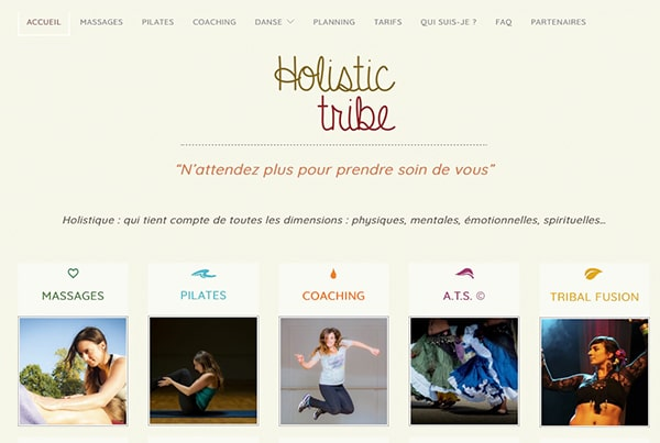 COACHING – HOLISTIC TRIBE